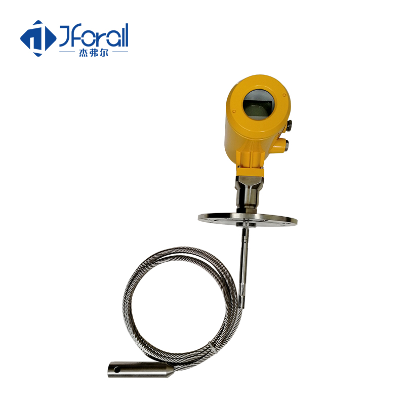 JFA96X coal plant guided wave radar level meter