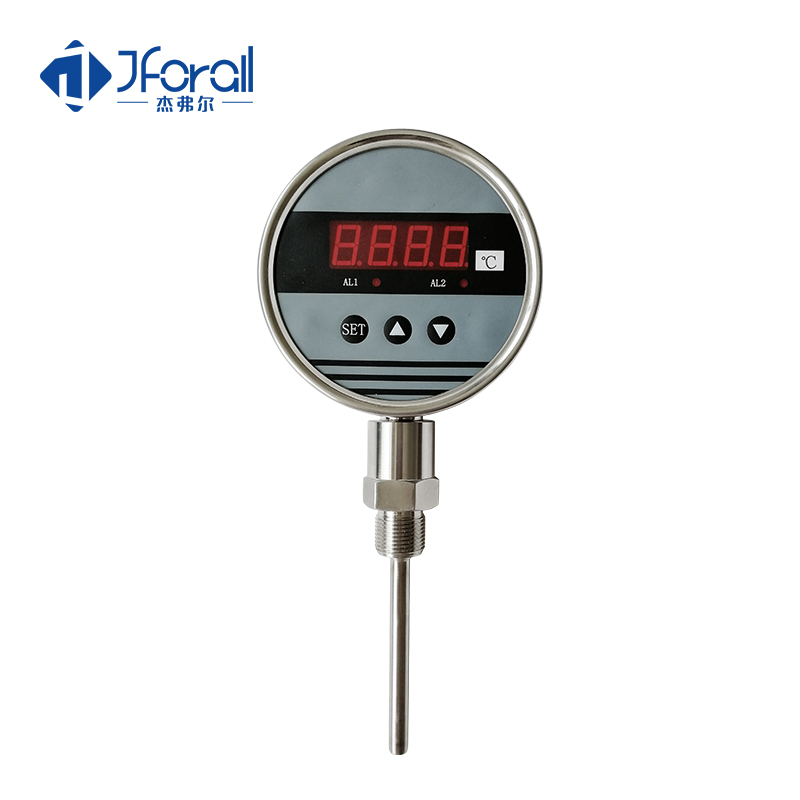 JFA620 Intelligent PT100 petroleum temperature controller sensor with display